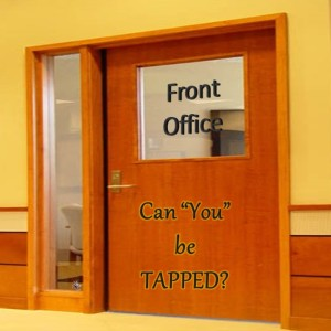 Can You be The Admin Pro Placed bEhind the Door?